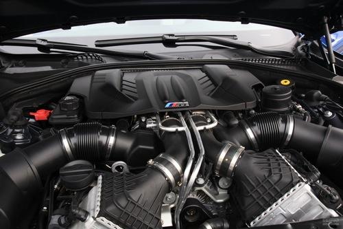 宝马 M5 实拍 底盘/动力 图片