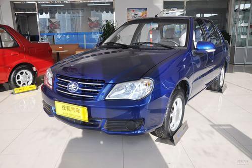 2012款一汽夏利N3三厢1.0L手动实用型