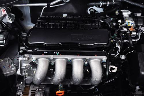 2012款本田锋范1.5L 自动精英版到店实拍