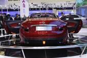 全球鹰GS-CC 上海车展实拍