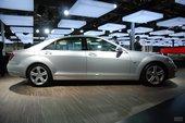 奔驰S400 Hybrid上海车…