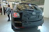 马自达CX-7 上海车展实拍
