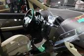 英伦SC5-RV车展实拍