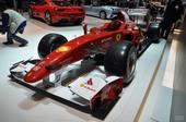 法拉利F1车展实拍