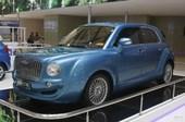 英伦SC7-RV 上海车展实拍
