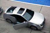 凯迪拉克CTS Coupe试驾