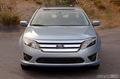 2010款福特Fusion Hybrid   外观