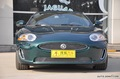 2010款捷豹XKR硬顶跑车   外观
