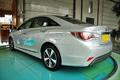 2011款现代索纳塔YF Hybrid   外观