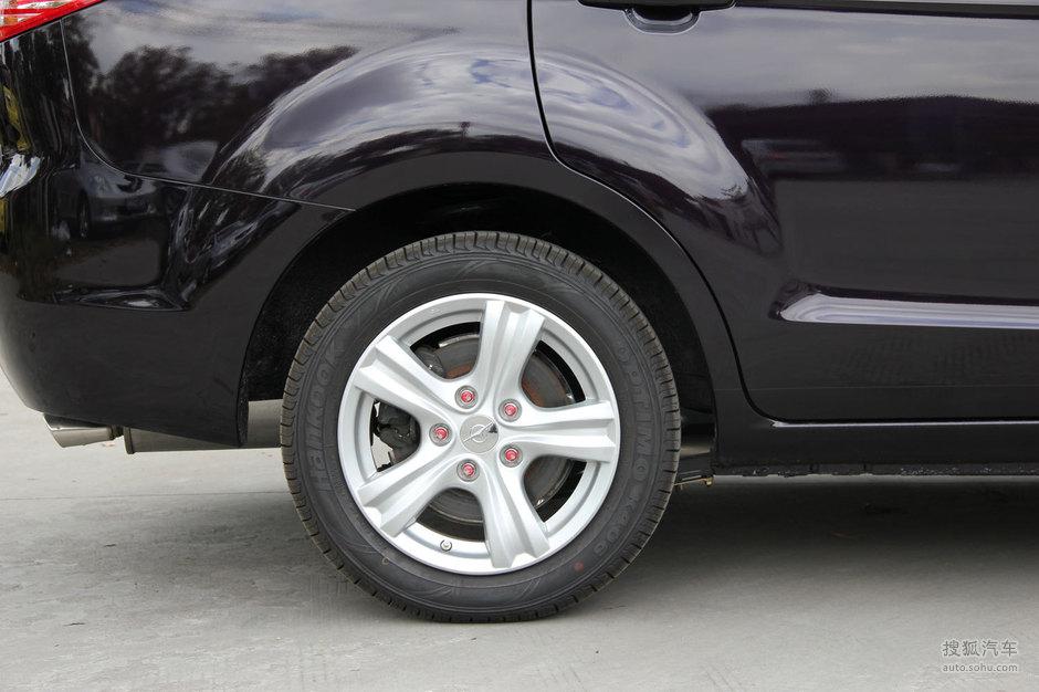 海马普力马 1.8l 自动 尊享版 7座 图片 实拍 外观 车轮整体 车款图片 图高清图片