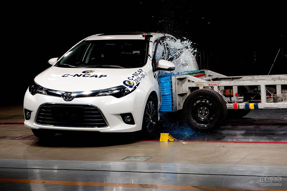 C-NCAP公布最新成绩 仅有一款非五星车型 C-NCAP公布最新成绩 仅有一款非五星车型