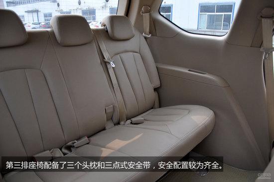七座家用车新伴侣 全新宝骏730到店实拍!