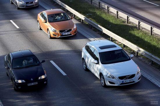沃尔沃   将重点讨论自动驾驶系统对于驾驶员的心理影响.此高清图片