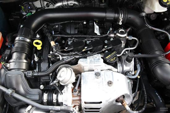 身边的革命性发动机 福特1.0T 宝马 N20高清图片