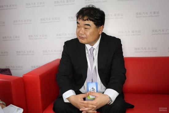 今山学  一汽丰田销售公司副总经理