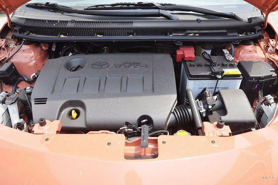丰田 威驰 实拍 底盘/动力 图片