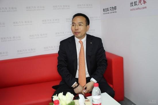 王顺胜  广汽乘用车公司总经理助理兼国际业务部部