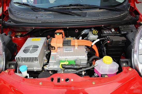 奇瑞 eQ电动车 实拍 底盘/动力 图片