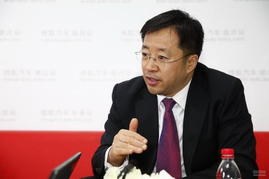 刘智丰 北京现代副总经理、销售本部副本部长