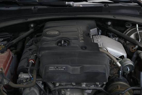 凯迪拉克 ATS-L 实拍 底盘/动力 图片