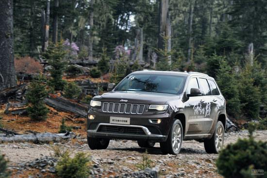 Jeep吉普 大切诺基 实拍 评测 图片