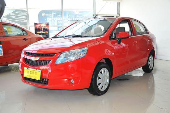 【2013款雪佛兰赛欧】-广州车展探营 雪佛兰新赛欧 配两款动力图片