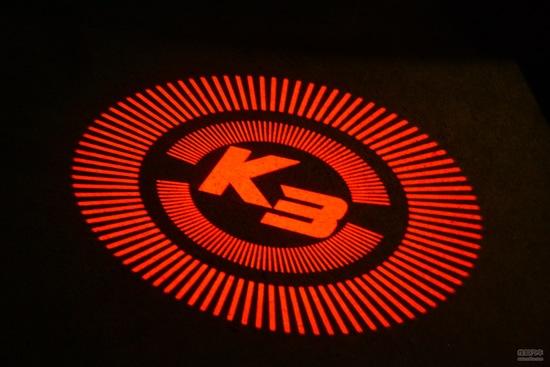 你用上方向盘加热了吗 静态体验起亚k3 搜狐汽车 高清图片