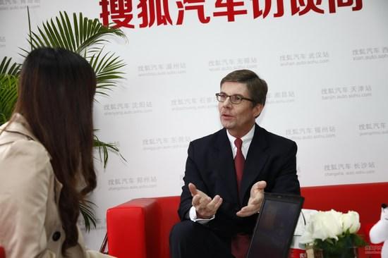 康思远 华晨宝马汽车有限公司总裁兼首席执行官