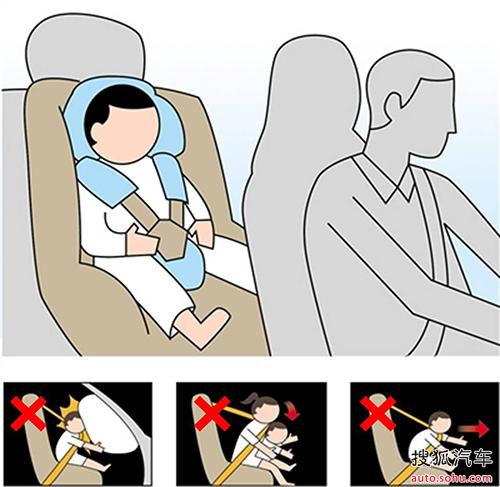 你必须知道和掌握安的儿童安全乘车常识