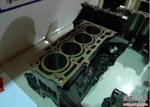探秘一汽 大众核心工厂之EA111发动机