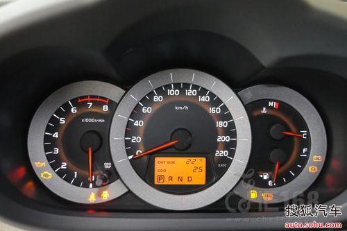 仪表盘上常见五种故障指示灯解读 新手必看