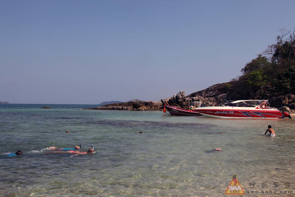 泰国普吉岛-----天堂蜜月湾