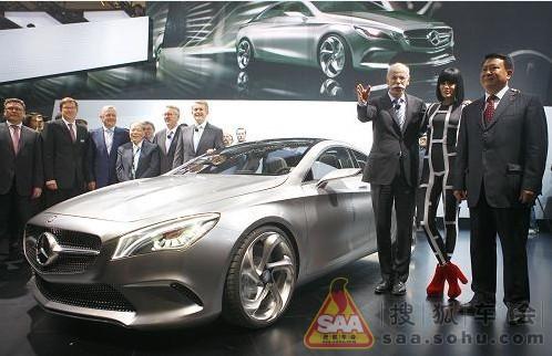盘点北京车展期间上市的几款新车 高清图片