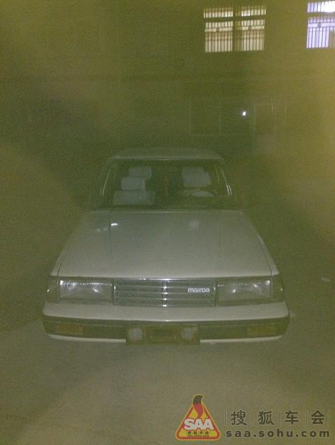 出售绝版83年马自达929HB