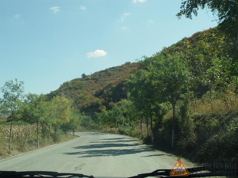 国庆自驾游——瓮山自然风景区
