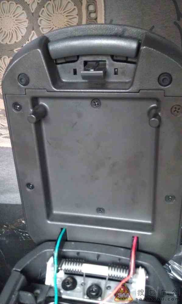 科鲁兹加装usb手机充电口 - 科鲁兹-兹势力