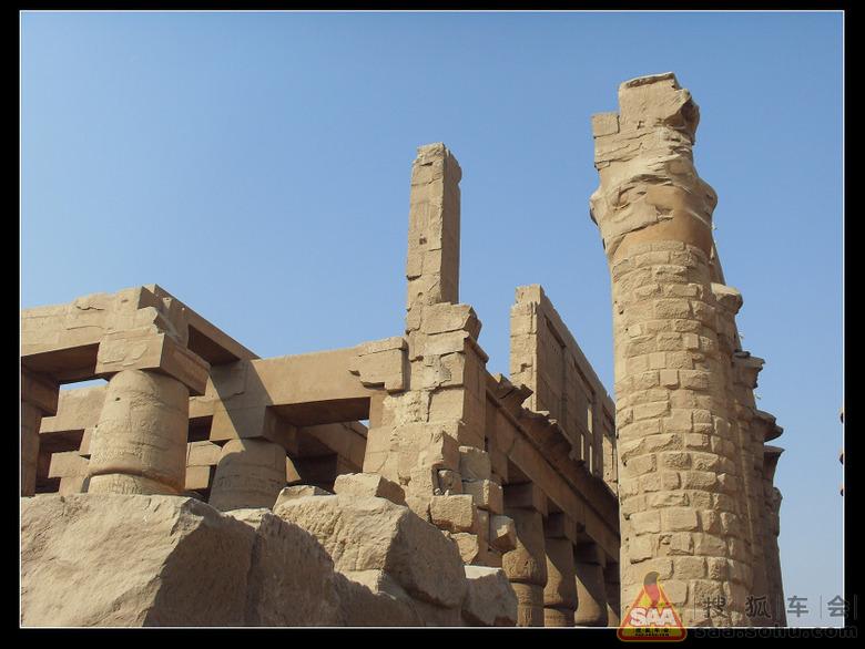 卡纳克神庙 3