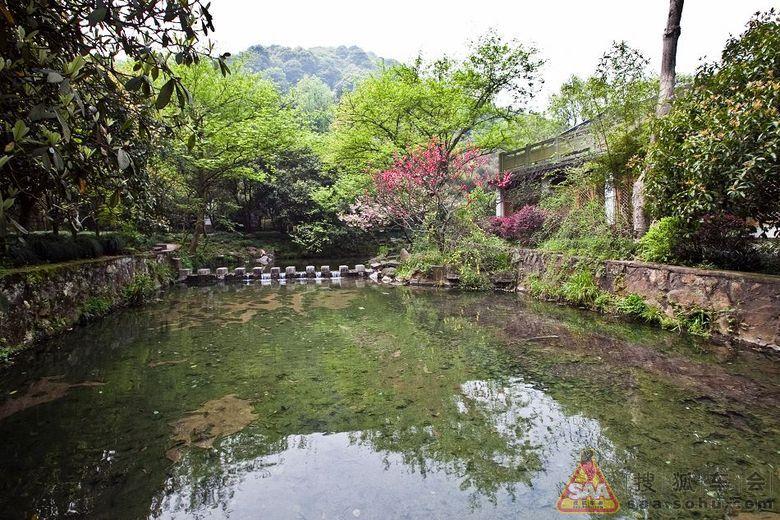 2012江浙行之五十七 杭州九溪十八涧