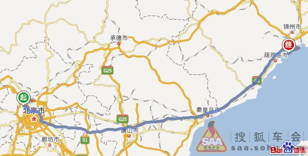 北戴河葫芦岛锦州地图全图