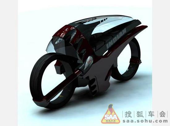最炫酷的 概念摩托车 秦皇岛福瑞迪车友会高清图片