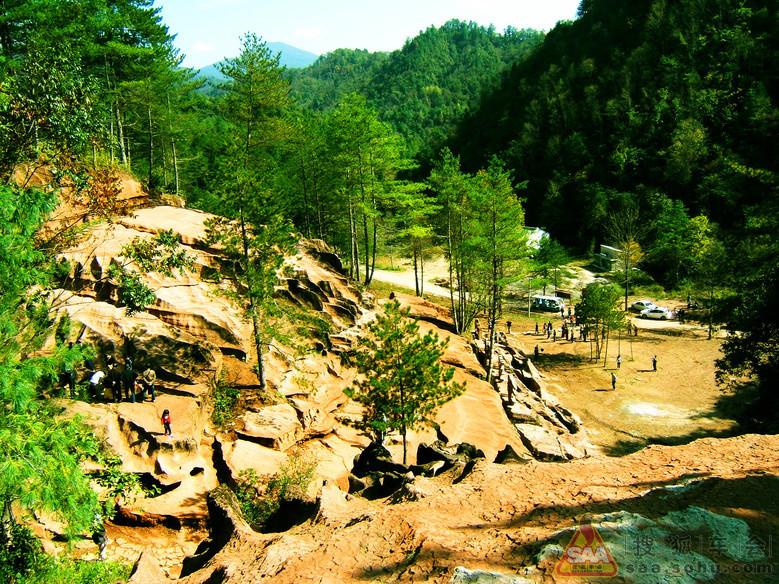 黎坪国家森林公园一日游
