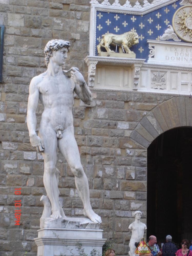 艺术mm人体雕像大卫 8226 阿波罗的魅力