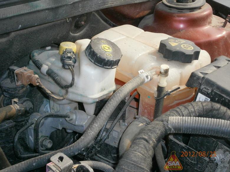 换防冻液水泵 美容作业_科鲁兹-兹势力