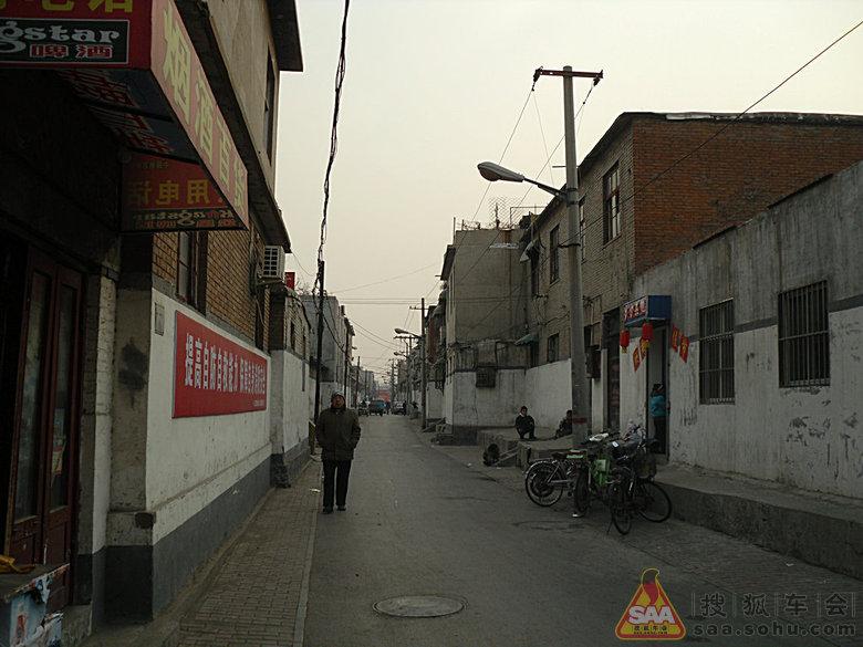老城路街道风景