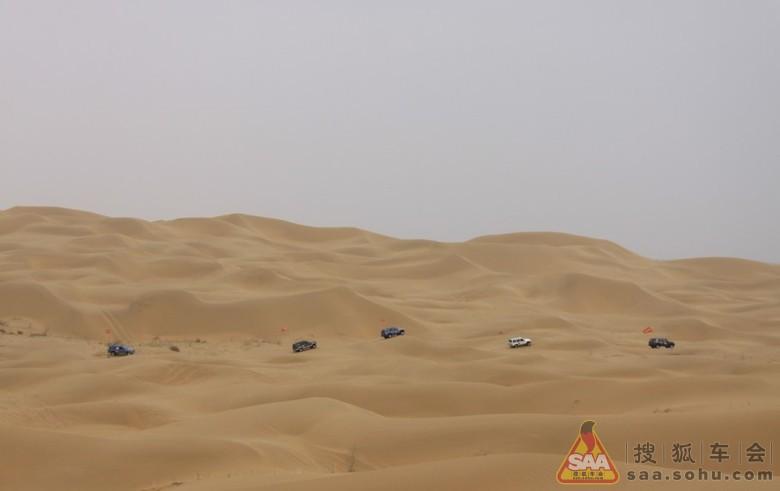 五一库不齐沙漠之旅
