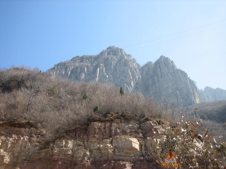 春游天界山--回龙风景区