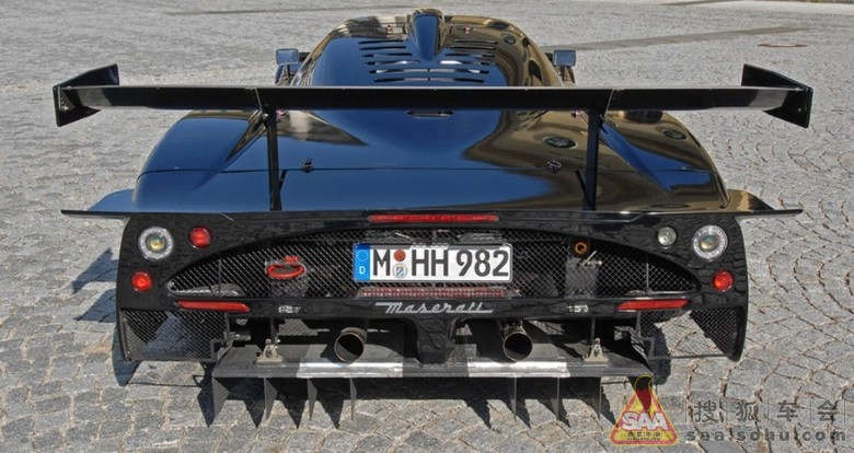 全球限量版﹋玛莎拉蒂极品跑车 高清图片