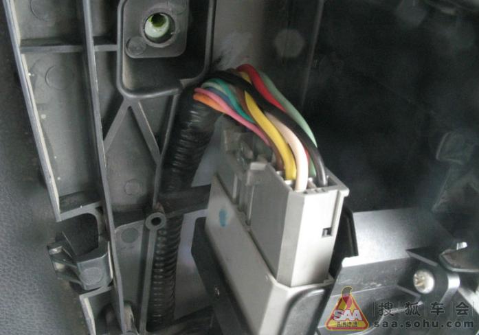 4s更换玻璃升降器开关 外加自己动手修复开关小记