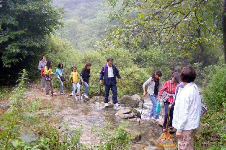 太白山国家森林公园游记 _自驾游_搜狐车友会手机版