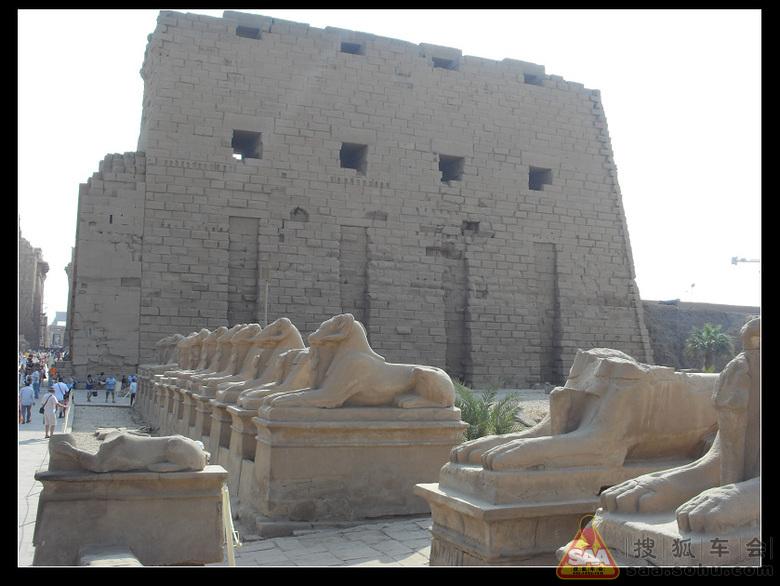 卡纳克神庙 14